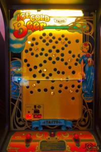 Flipperkasten en Arcade Games